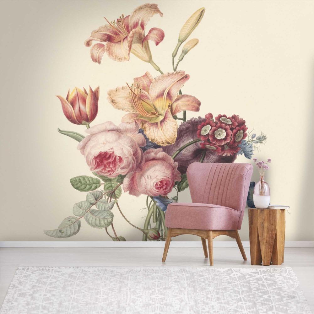 Abundance Wallpaper, proudly made in Lancashire by Woodchip and Magnolia,    £195,  www.woodchipandmagnolia.co.uk