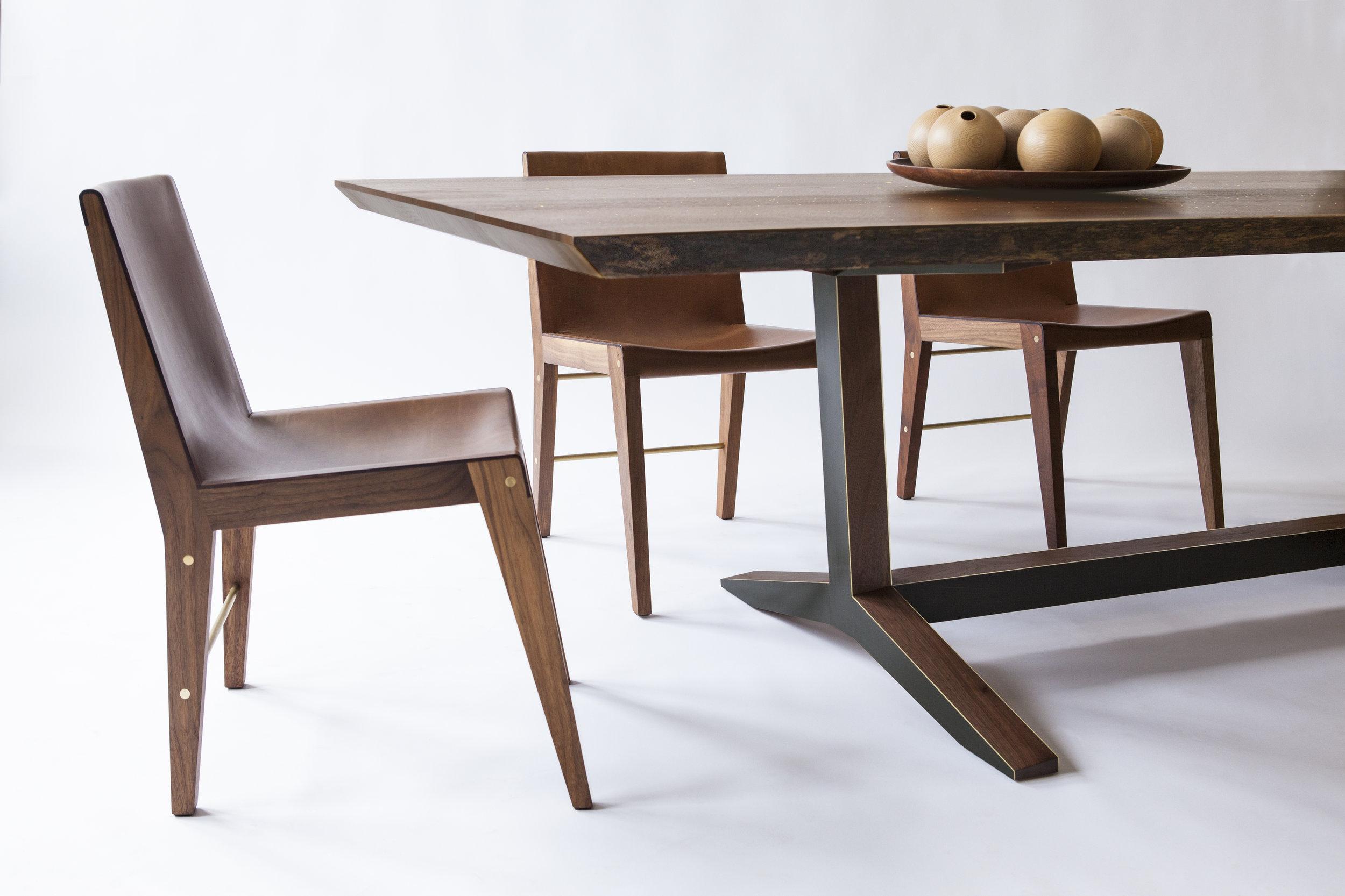 Asher Israelow Studio, fine furniture and architectural design Studio 4E (showroom) and woodshop, co-founder  asherisraelow.com @asherisraelowstudio