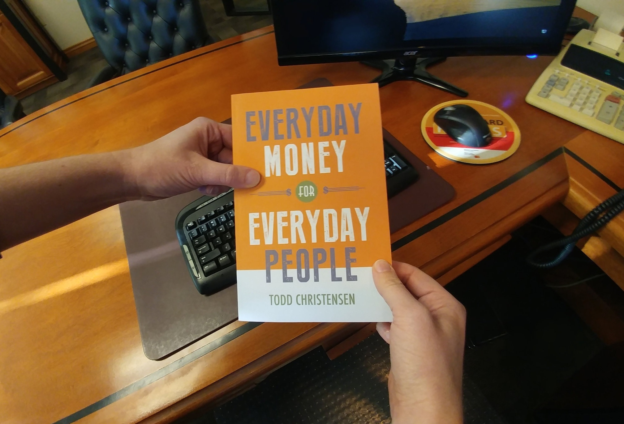 Discounted Copy of Everyday Money for Everyday People - Receive 50% off your purchase of our Education Manager's powerful and practical money guide!