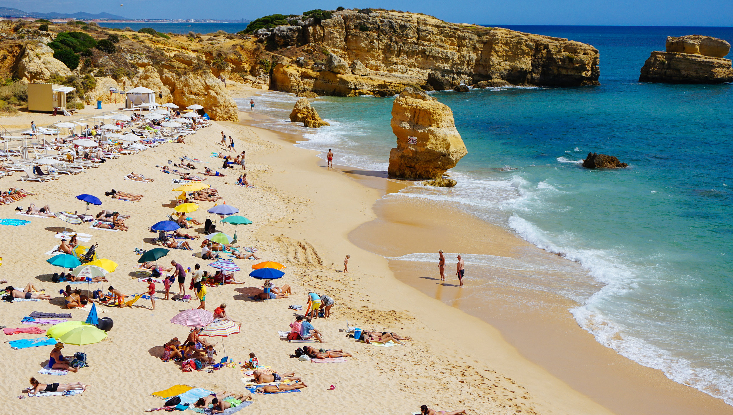 There are plenty of great beaches across the globe that can fit right in to a vacation on a budget!
