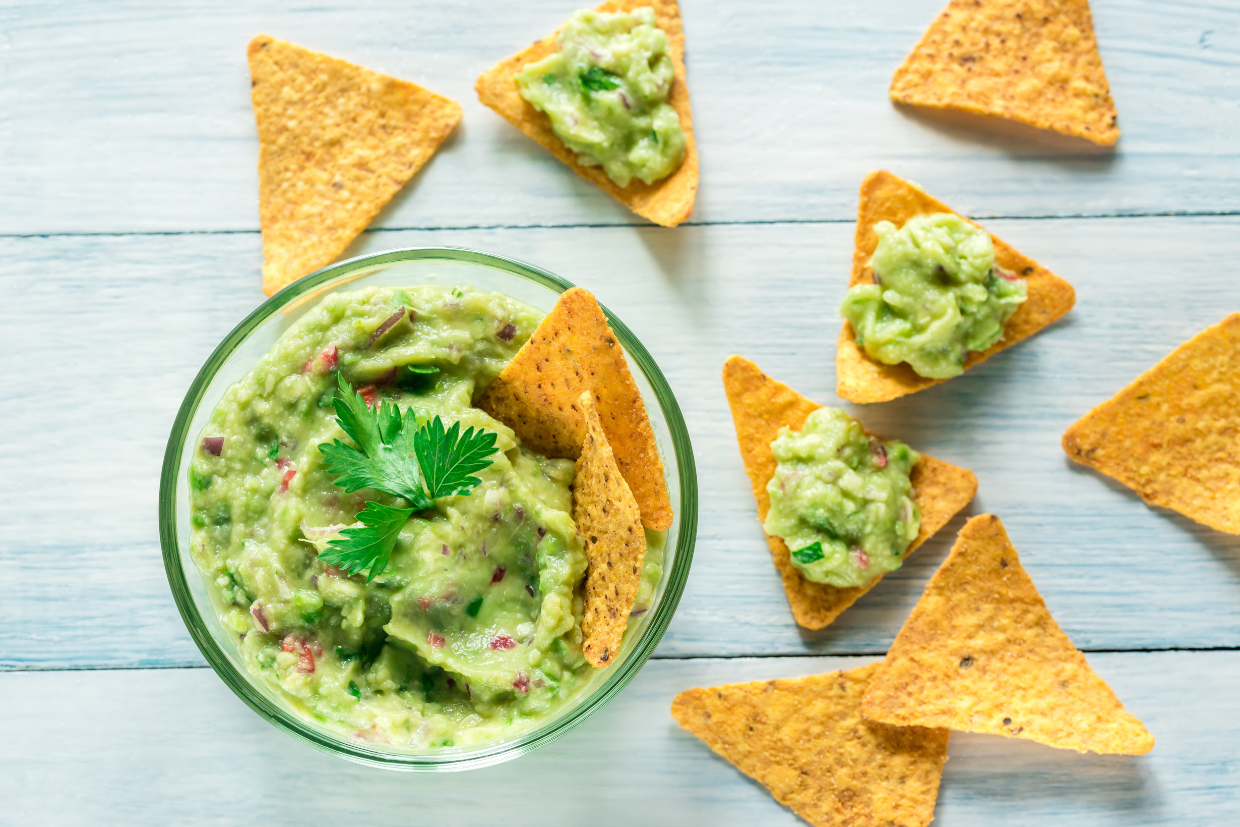 Item Recommendations   Chips and guac go great together until you're allergic to avocado. We recommend related items as they relate to you.