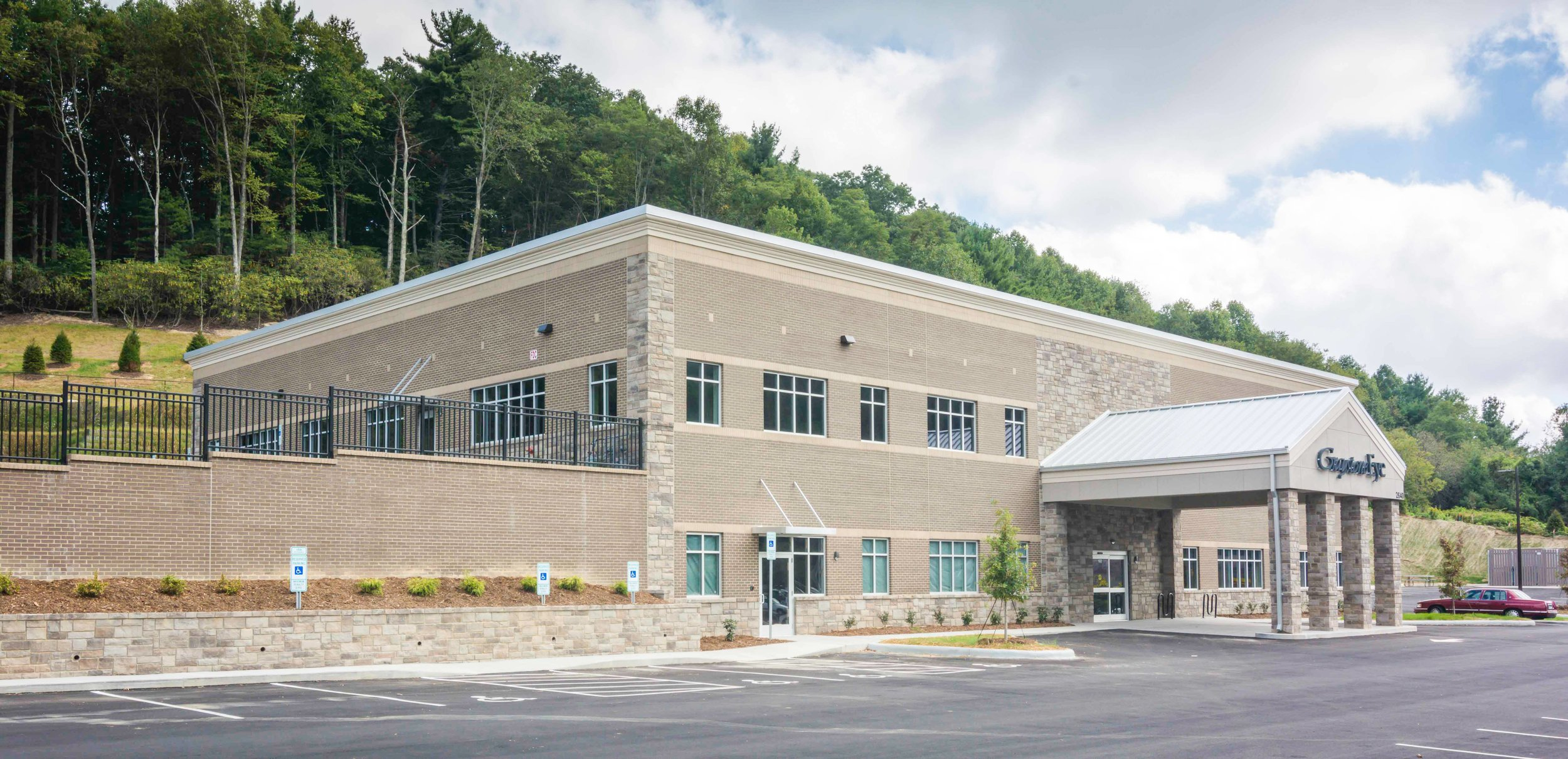 Greystone Eye Center, Boone