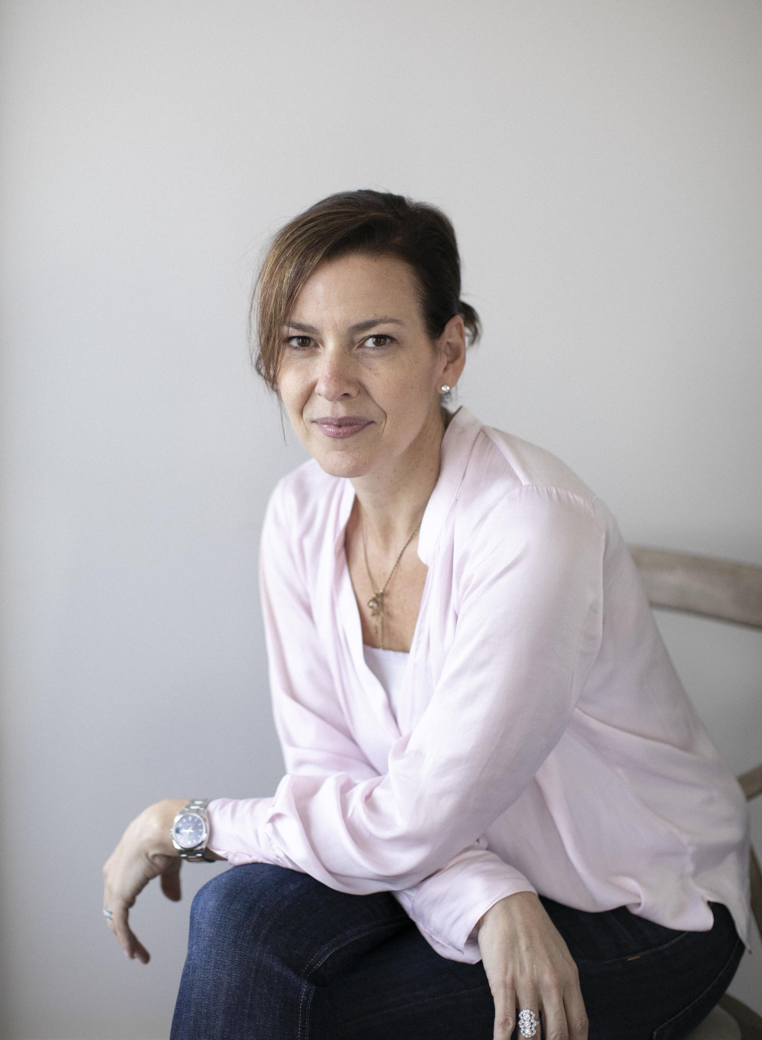 FORTE Founder | Jennifer Byrd Messina photo:   Elizabeth Messina