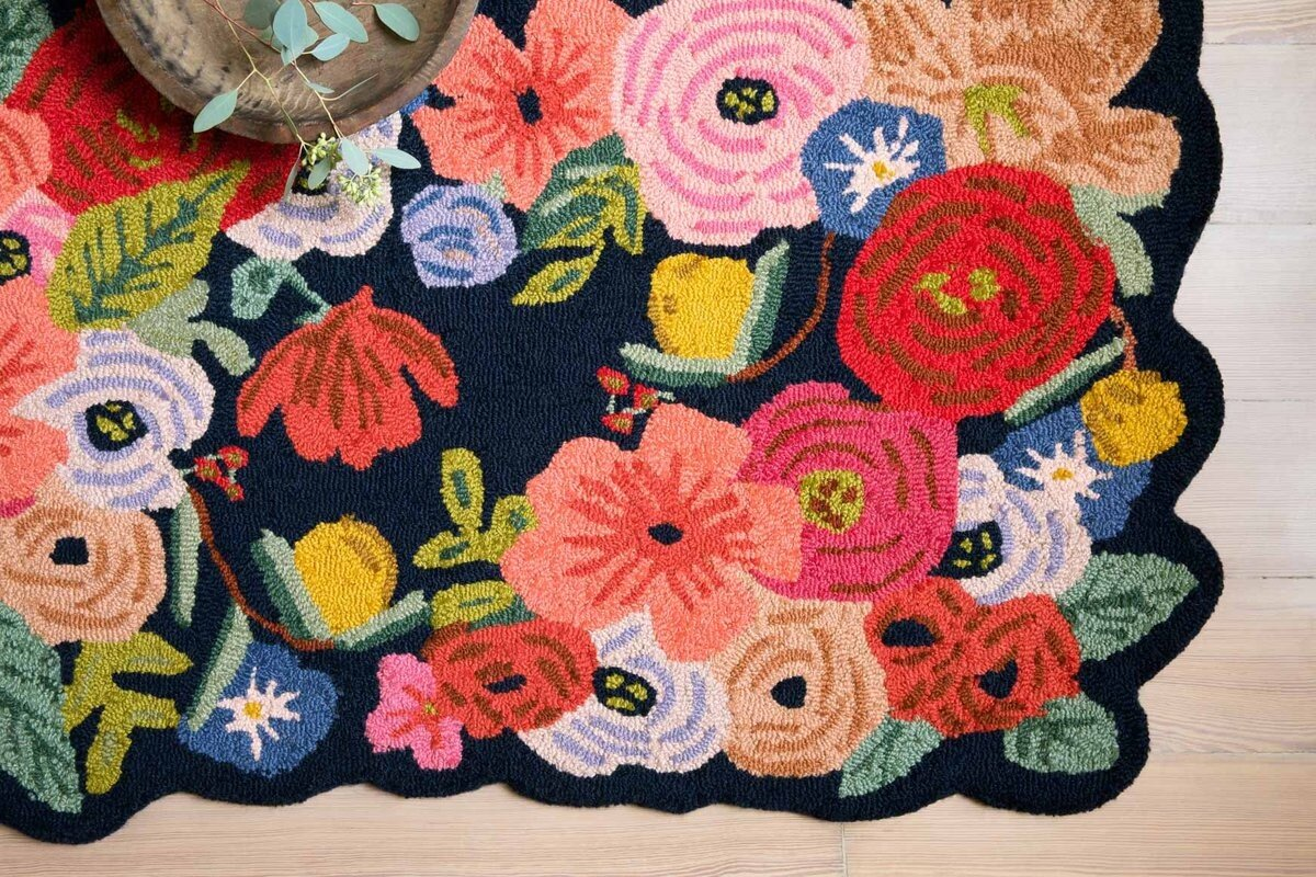 Garden Party from Loloi Rugs available at City Home Center.
