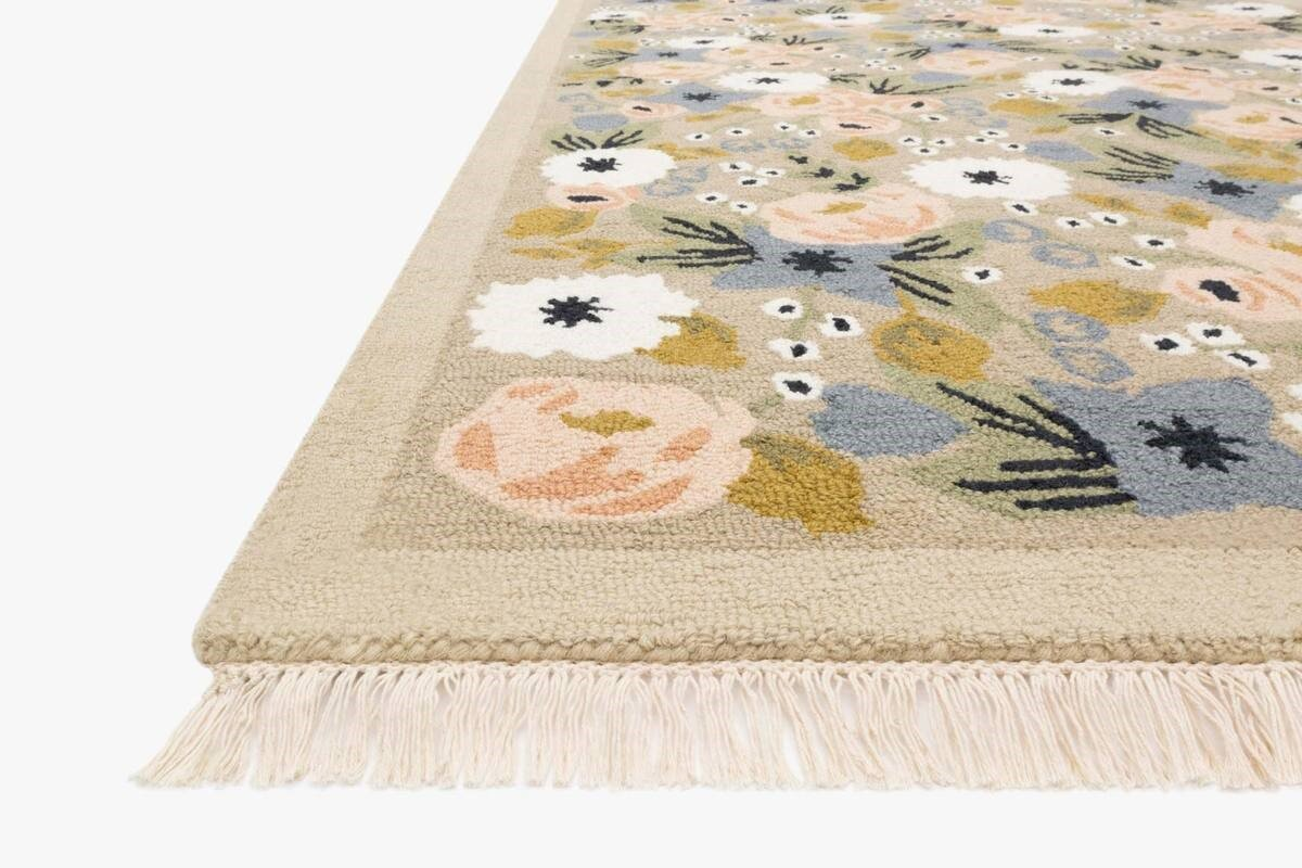 Rosa Grey from Loloi Rugs available at City Home Center.