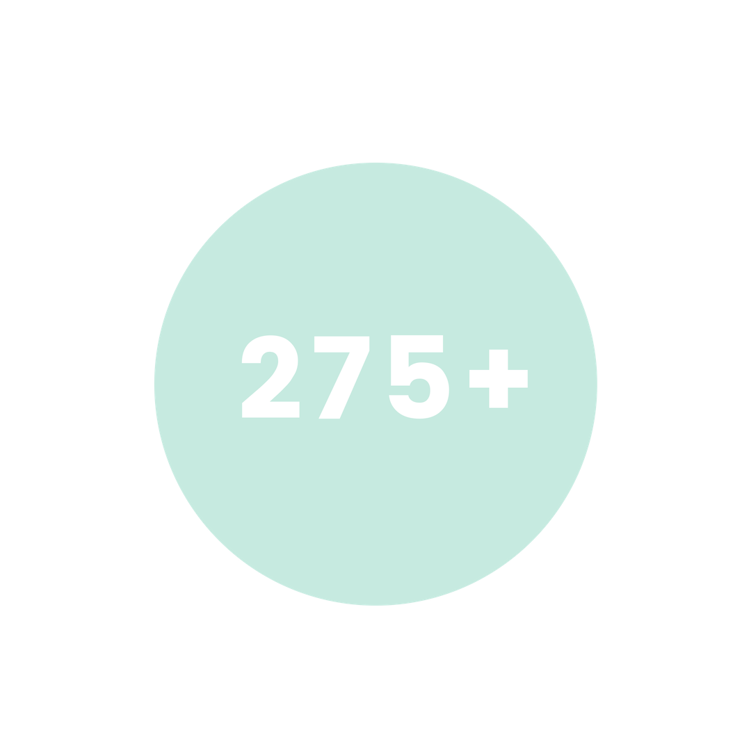 - across more than 275 active tables…
