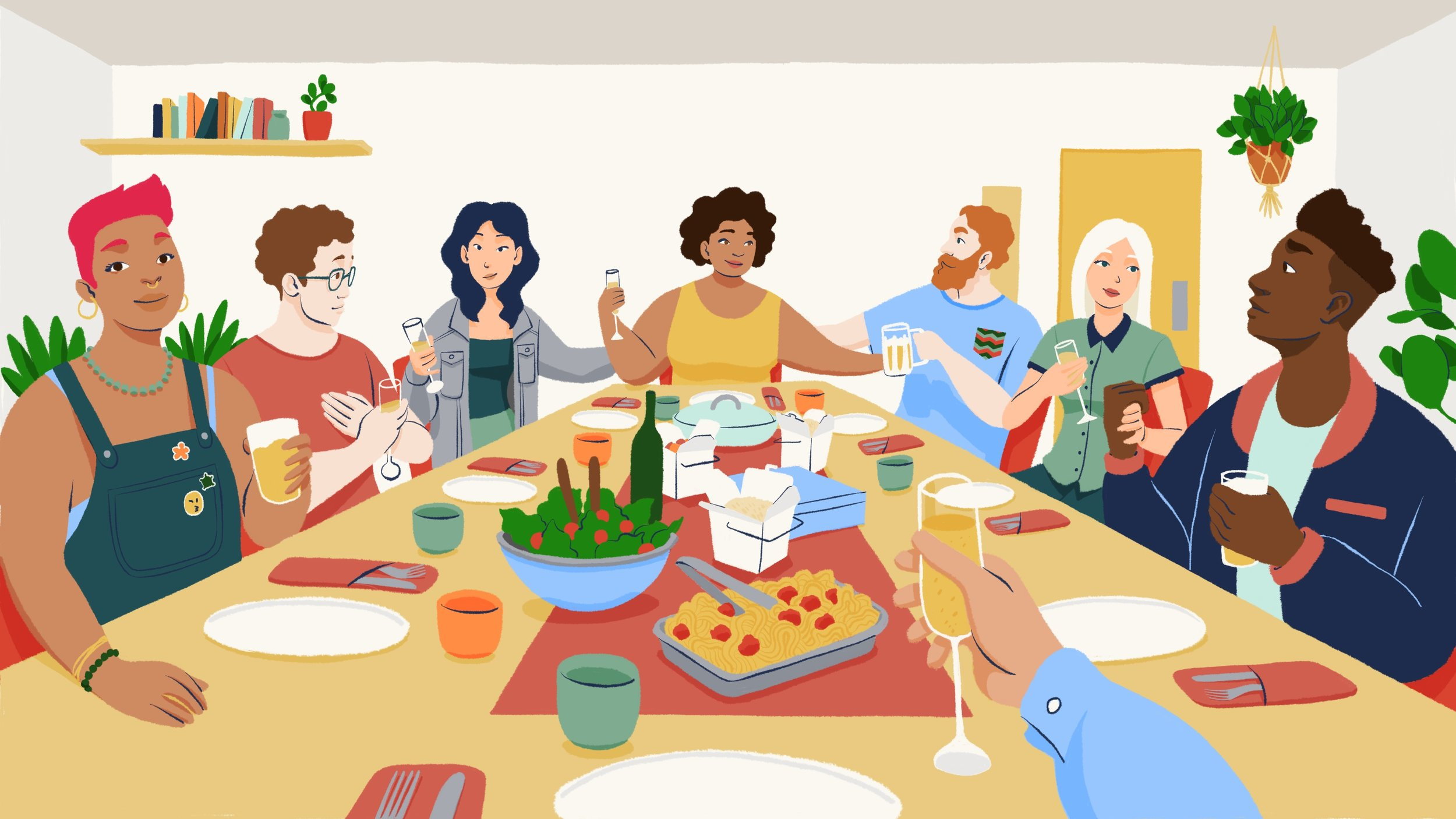 What if each of us could turn the source of our deepest isolation into healing and community support? - We're TDP Labs, and we're fighting the crisis of isolation by transforming some of our hardest conversations and most isolating experiences into openings for candid conversation, collective care, and forward movement using the age old practice of breaking bread.