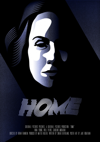 Home - Thriller (90mins)(IN DEVELOPMENT)'Home' is the story of an everyday situation that spirals absurdly out of control. The story of wife and mother, Joanna Baxter, who is desperately trying to maintain her perfect life.On the eve of Joanna's dinner party to celebrate her husband's birthday, she makes a discovery that tears a hole in the life she has created. On the following fateful September evening, this discovery leads her to murder. With the party about to start and her guests only minutes away, Joanna clambers to hide the body. She must cover up the murder she has committed and escape the inevitable consequences. Her home is at risk and nothing is going to take that away from her.Director: Brian M FranklinProducer: Huw Penalt-JonesWriter: Sinead BeverlandCast: TBC