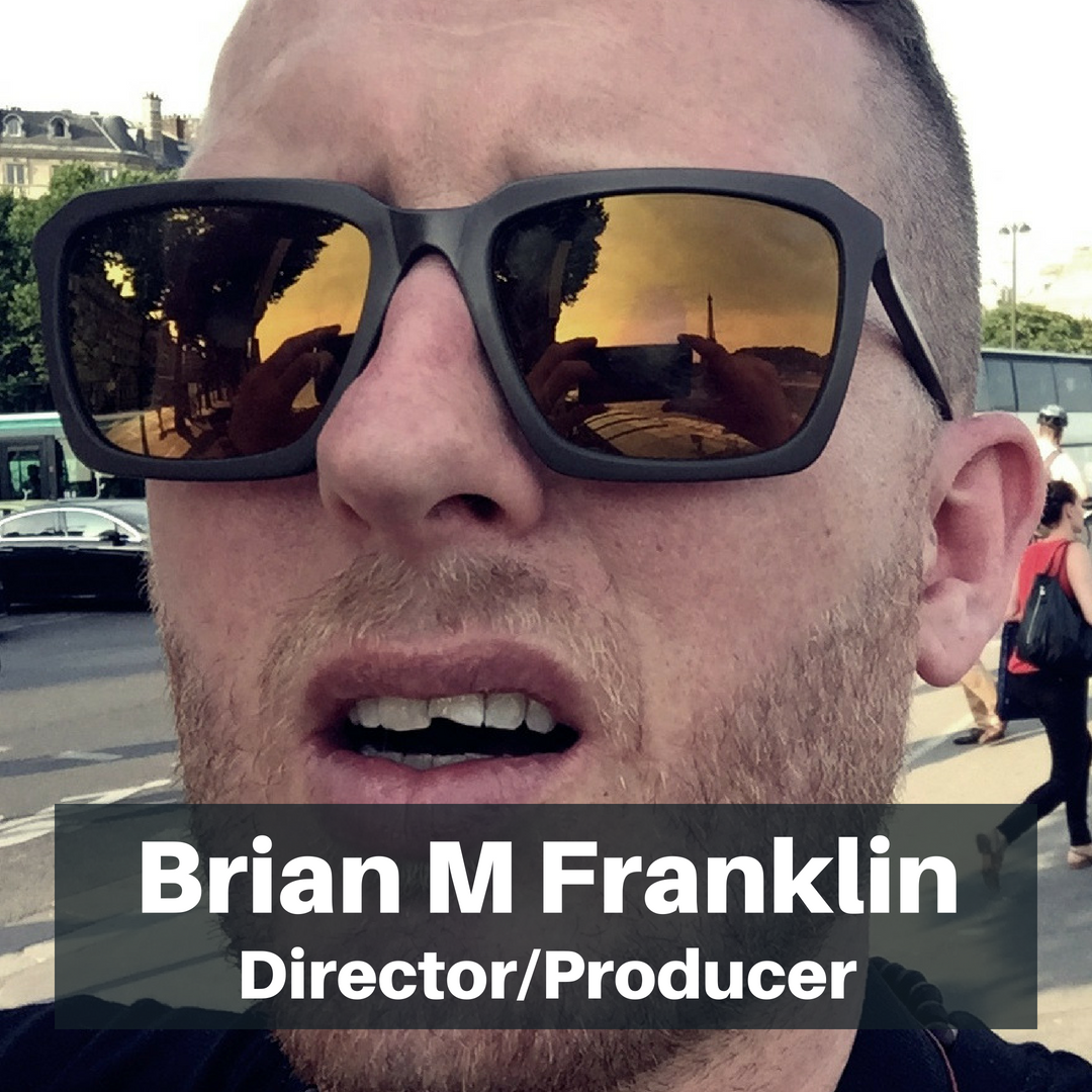 The creator and founder of Guildhall Pictures, Brian is the energy behind each project. He has a way of getting things done and never ever lets limitations get in his way. A passionate believer in the ethos 'story first' and the official flag flyer for everyone who works with Guildhall Pictures