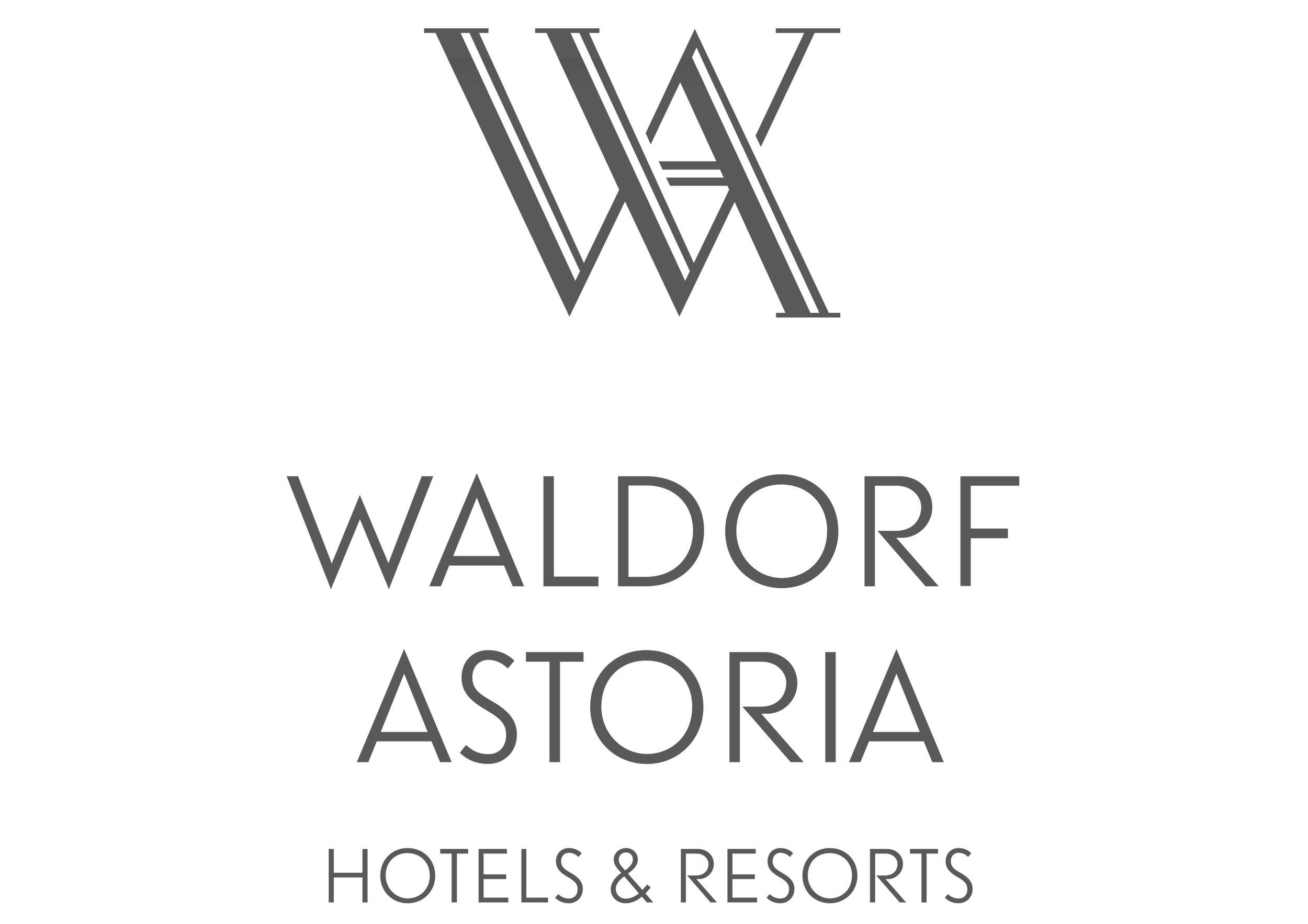 ..  Waldorf Astoria