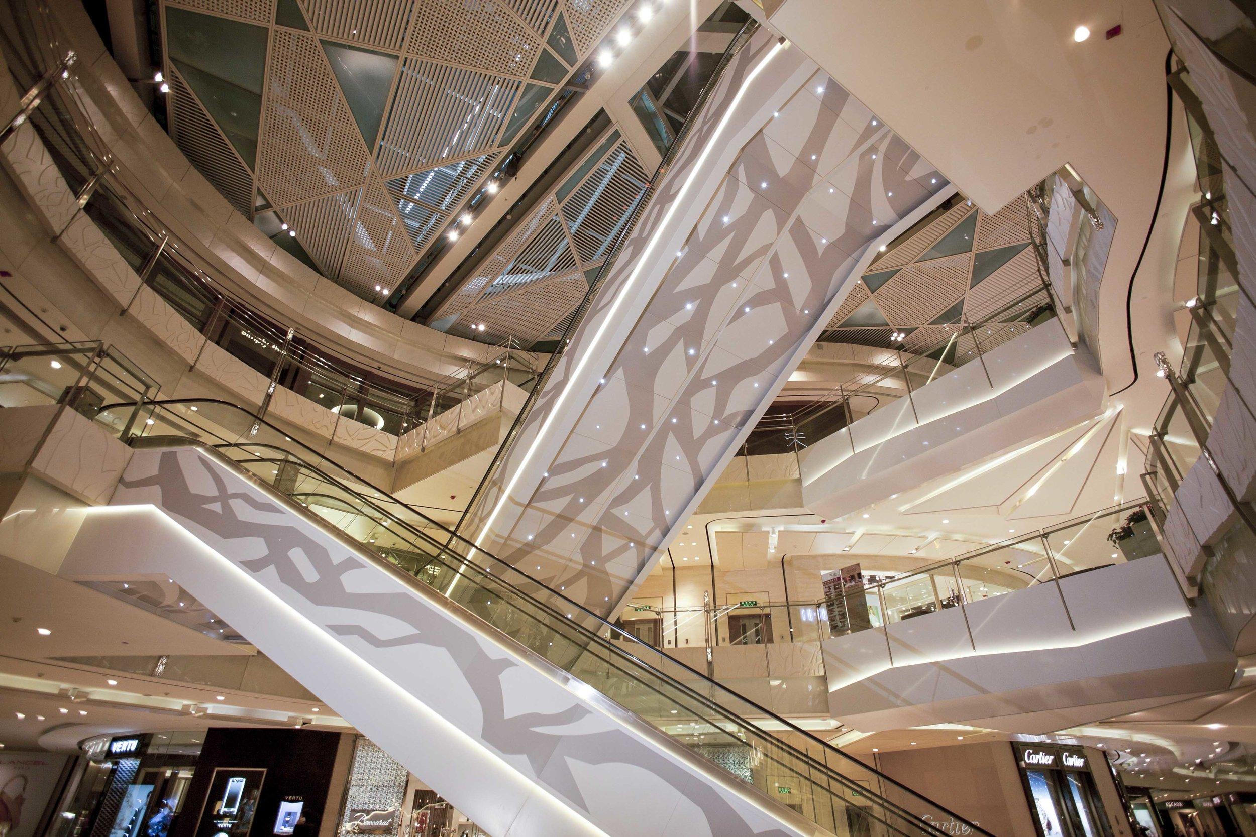 上海國金中心商場