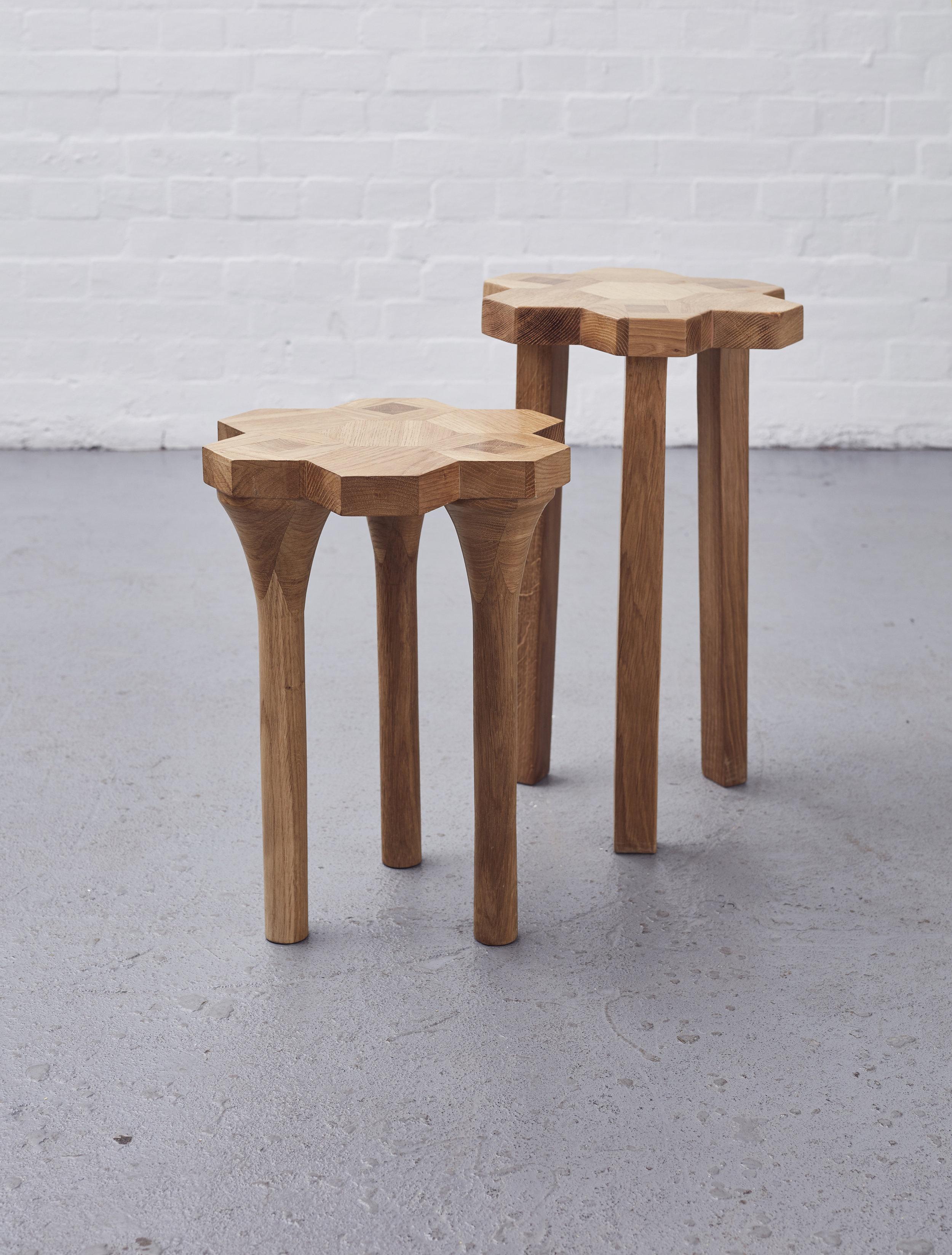 Luster stools