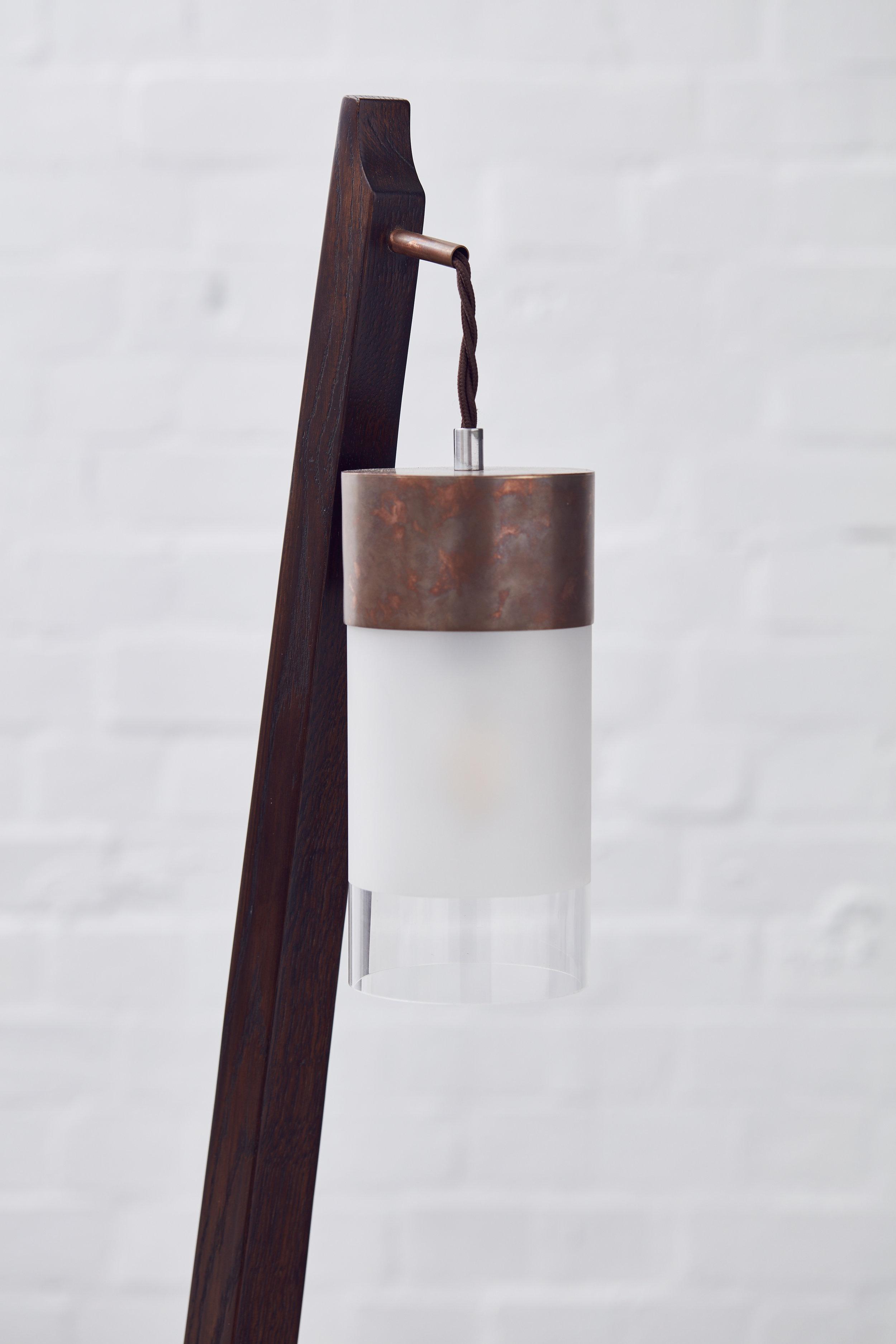 Burnish Lamp