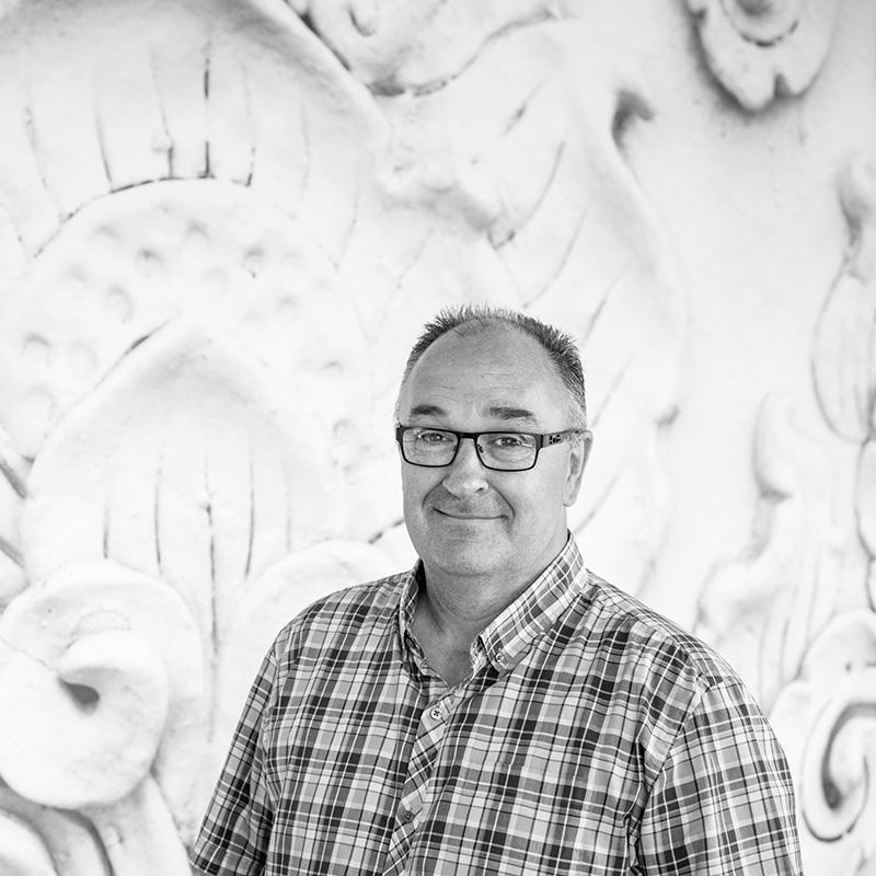Twenty Questions : Clark Neville, Warehouse Manager - 12.6.19