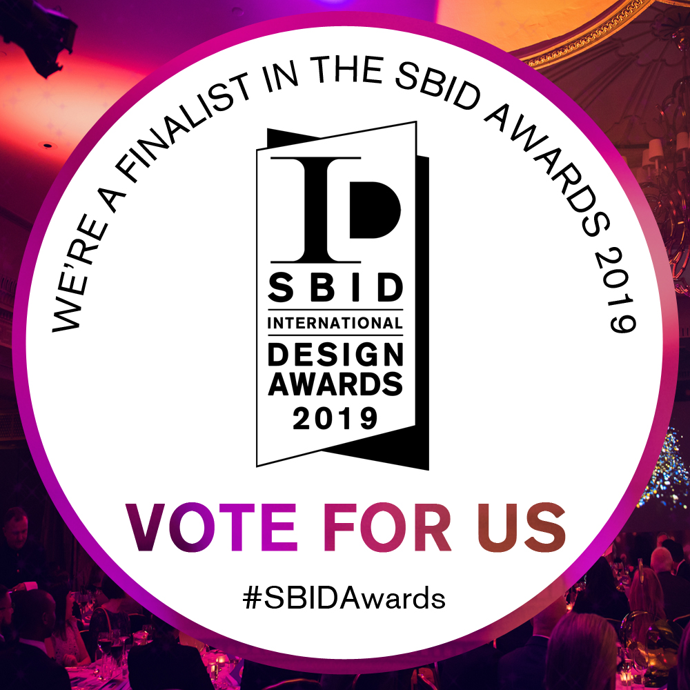 SBID Design Excellence Awards - 23.8.19