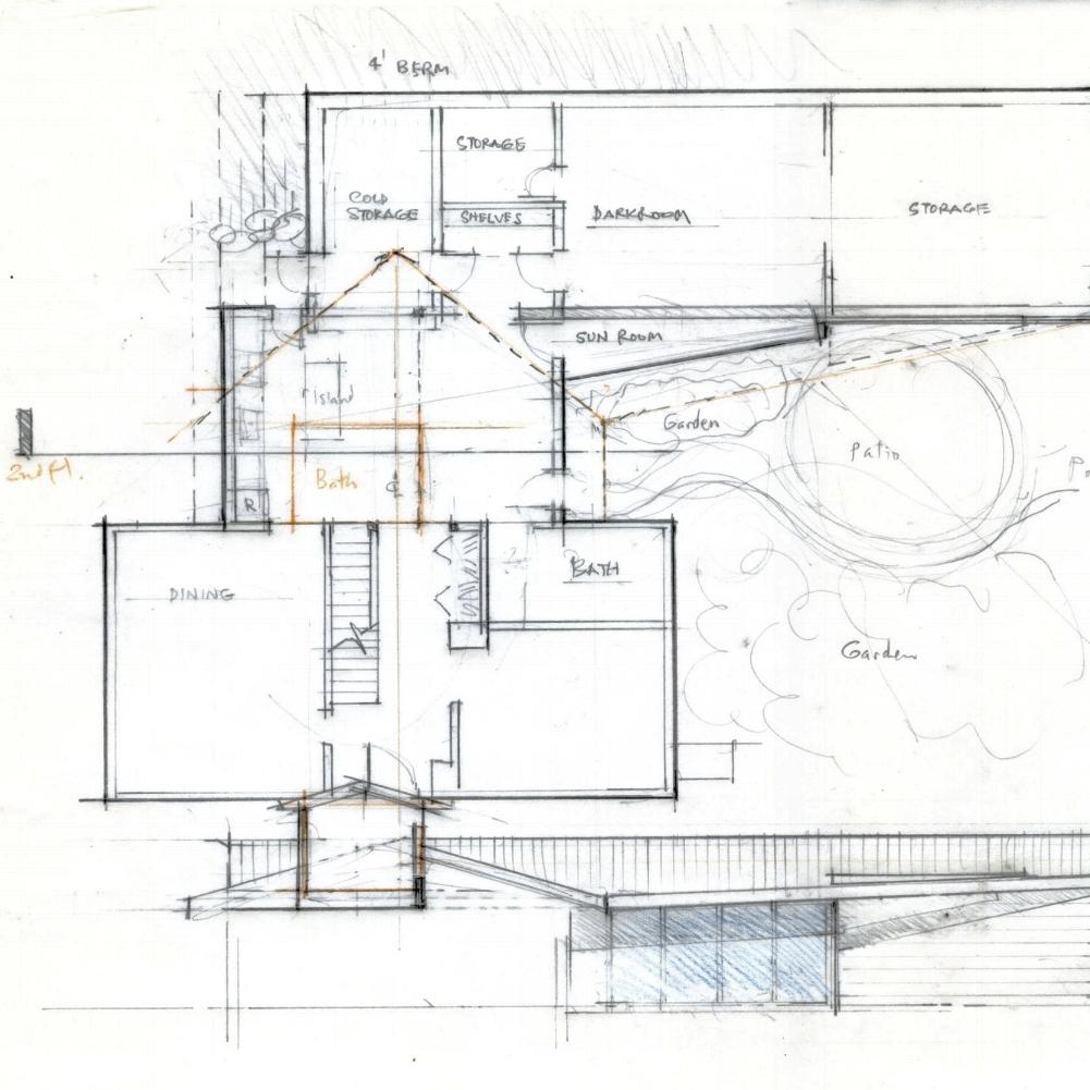 preliminary design drawing