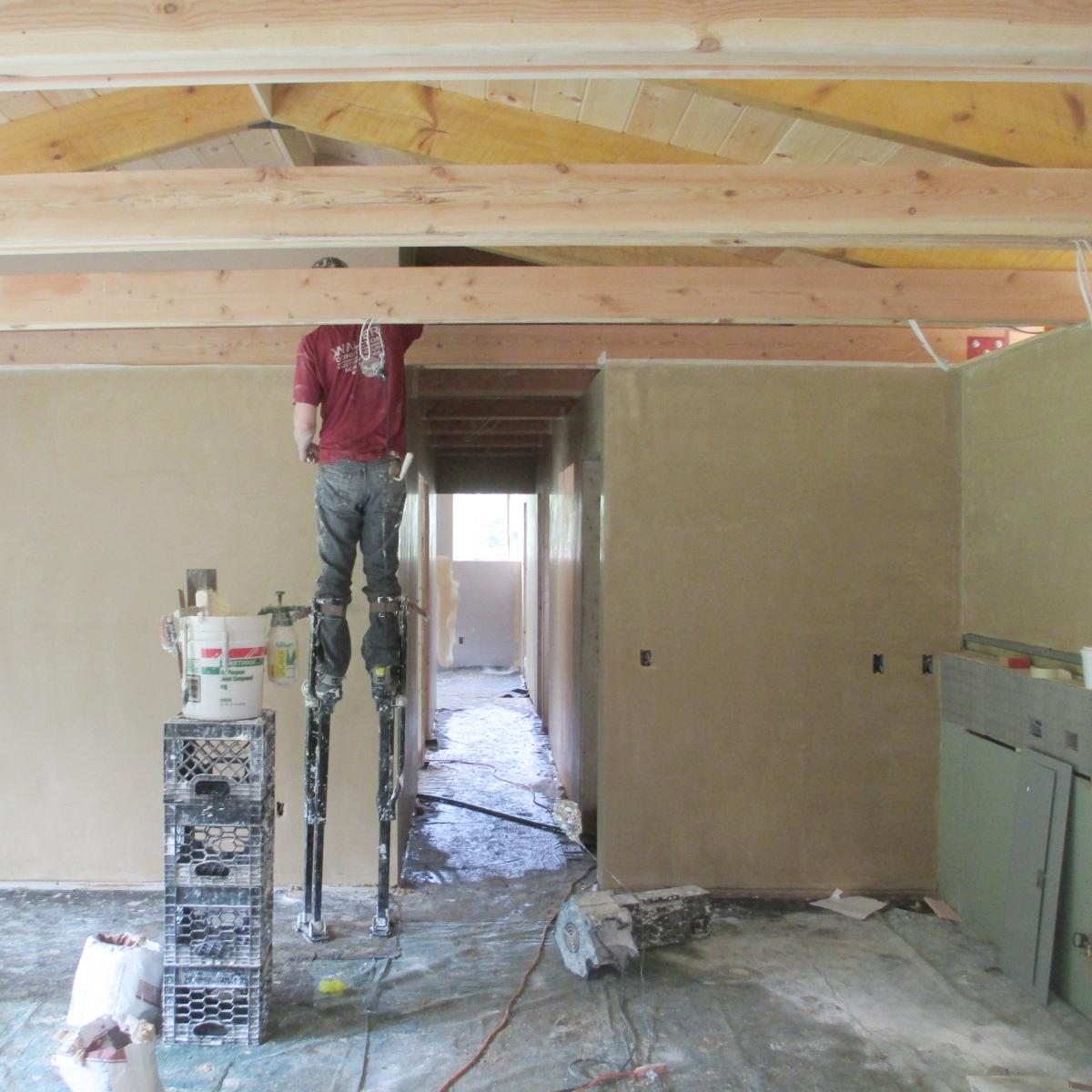 integral color veneer plastering