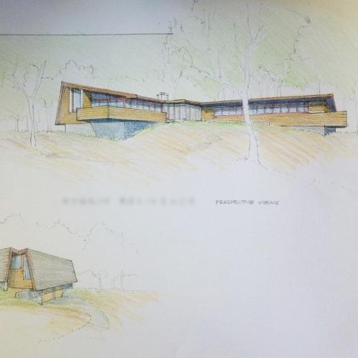 design presentation drawing