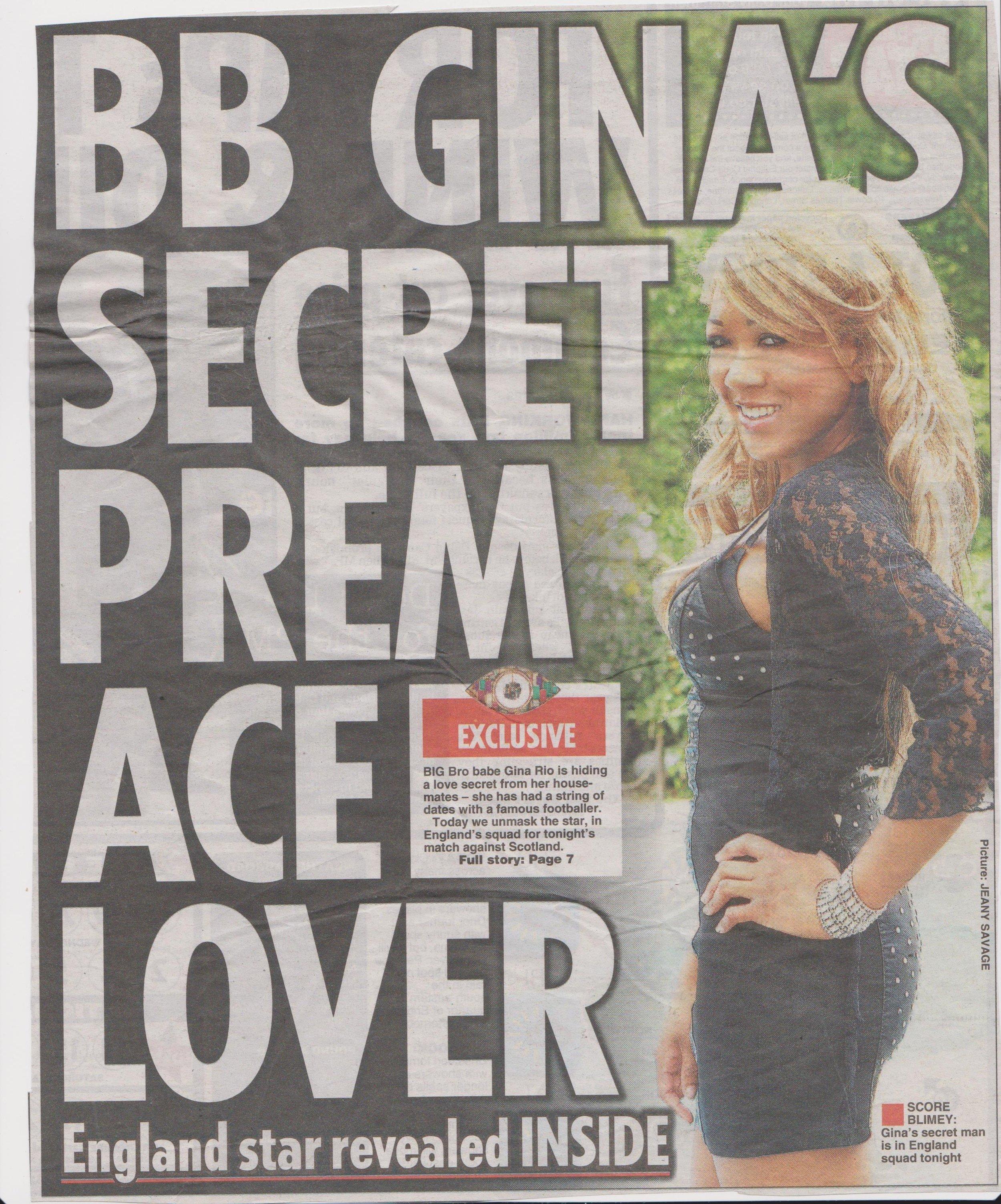 gina rio + jermaine defo + hot girl + georgina rio + blogger + footballer + british + famous + big brother + star + uk .jpg