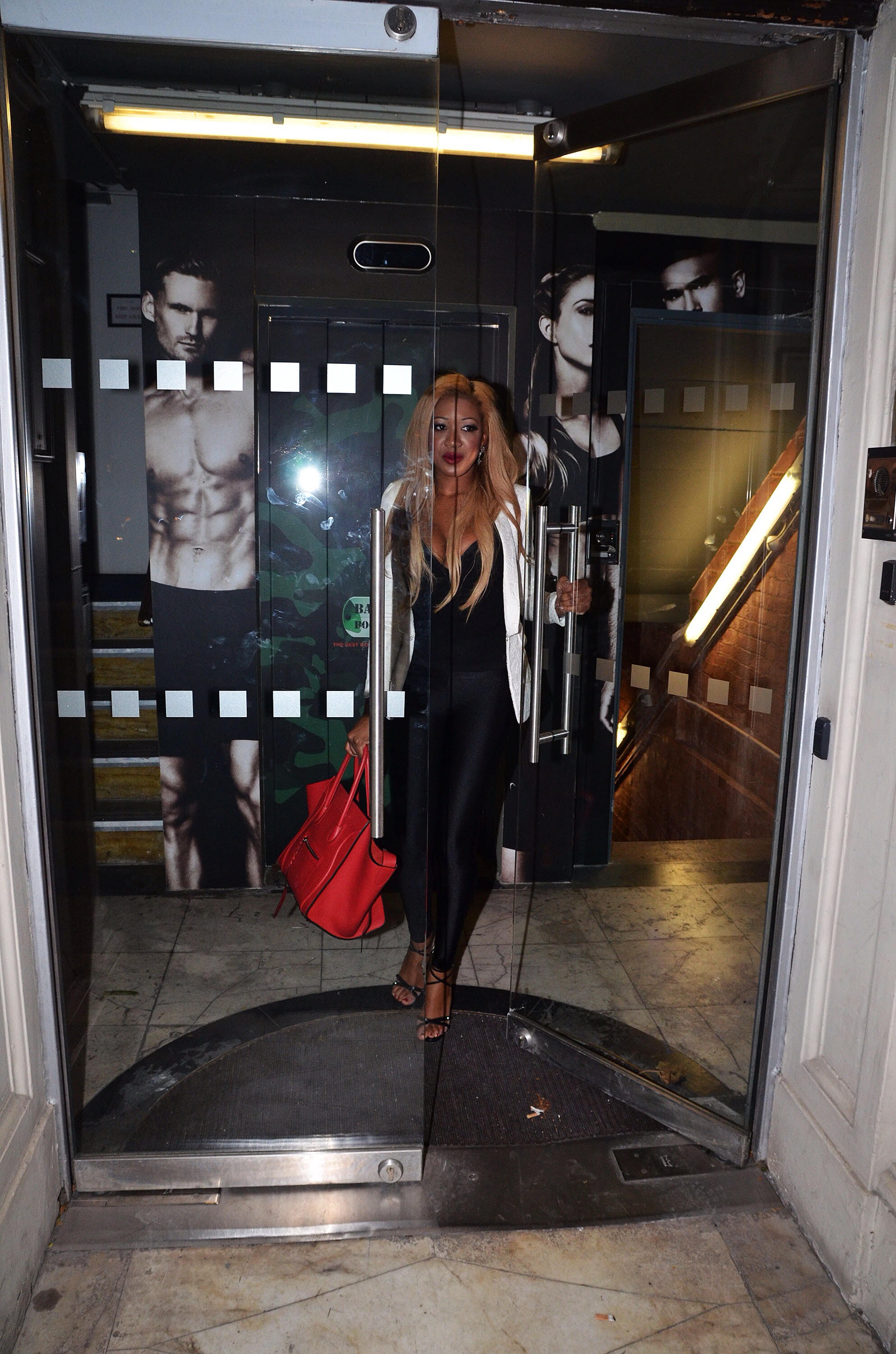 barrys bootcamp + celine red bag + gina rio + georgina rio + hot + body + big brother + uk + style + outfit + blogger + vlogger + london.jpg