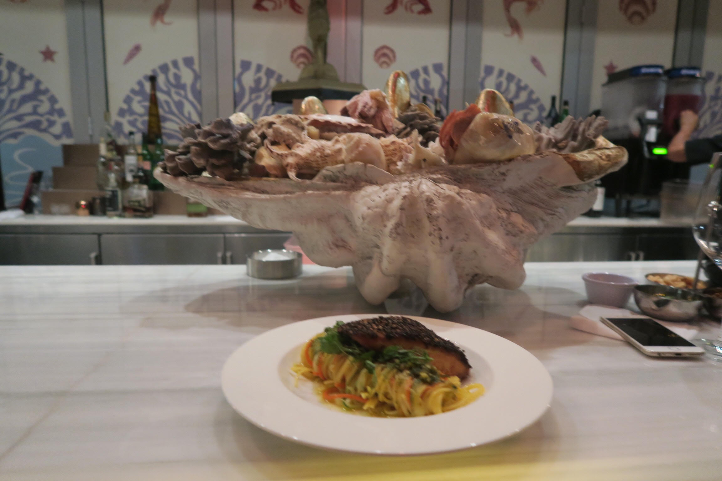 food faena hotel blog review miami beach + gluten free meal salmon noodles the best.jpg