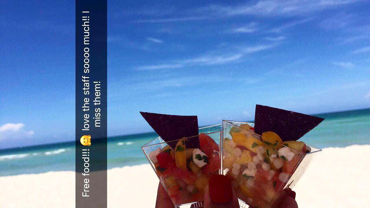 free food + faena hotel miami beach + good food + snacks + beach food + health.jpg