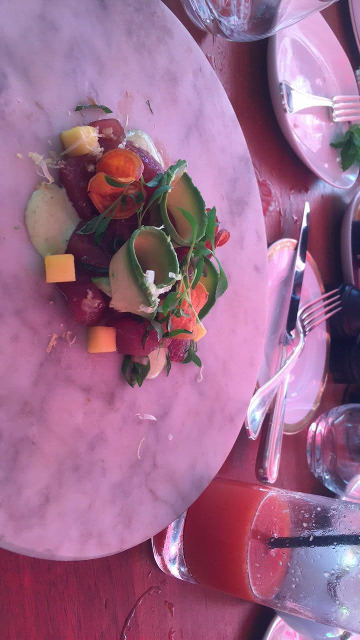 tuna steak yellow fin tuna + food + faena hotel.jpg