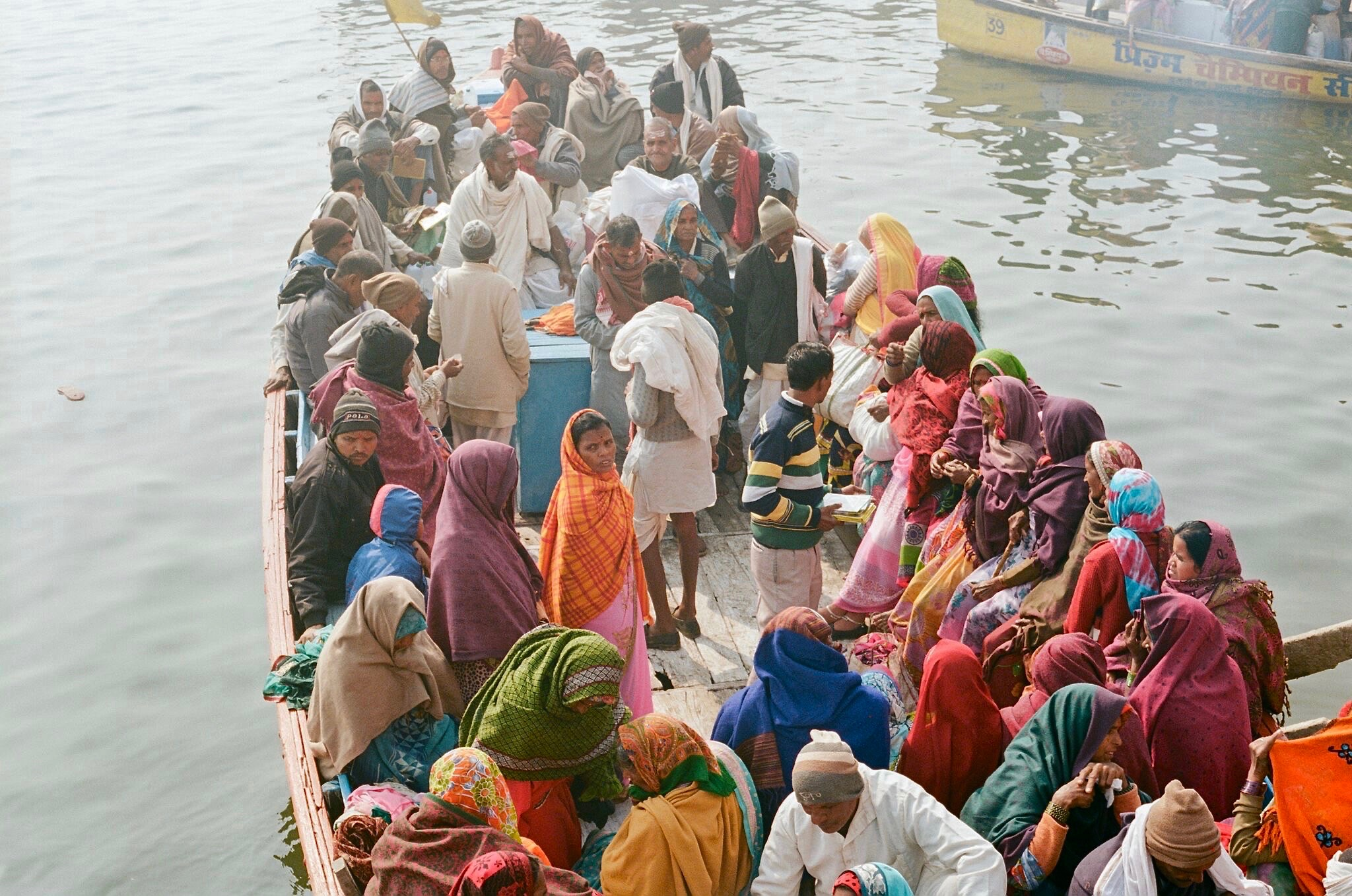 Varanasi, India (January, 2018)