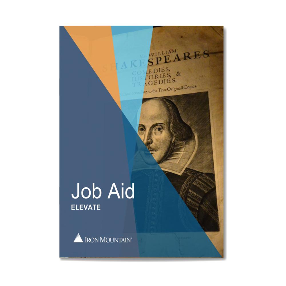 Elevate Branding Job Aid Template