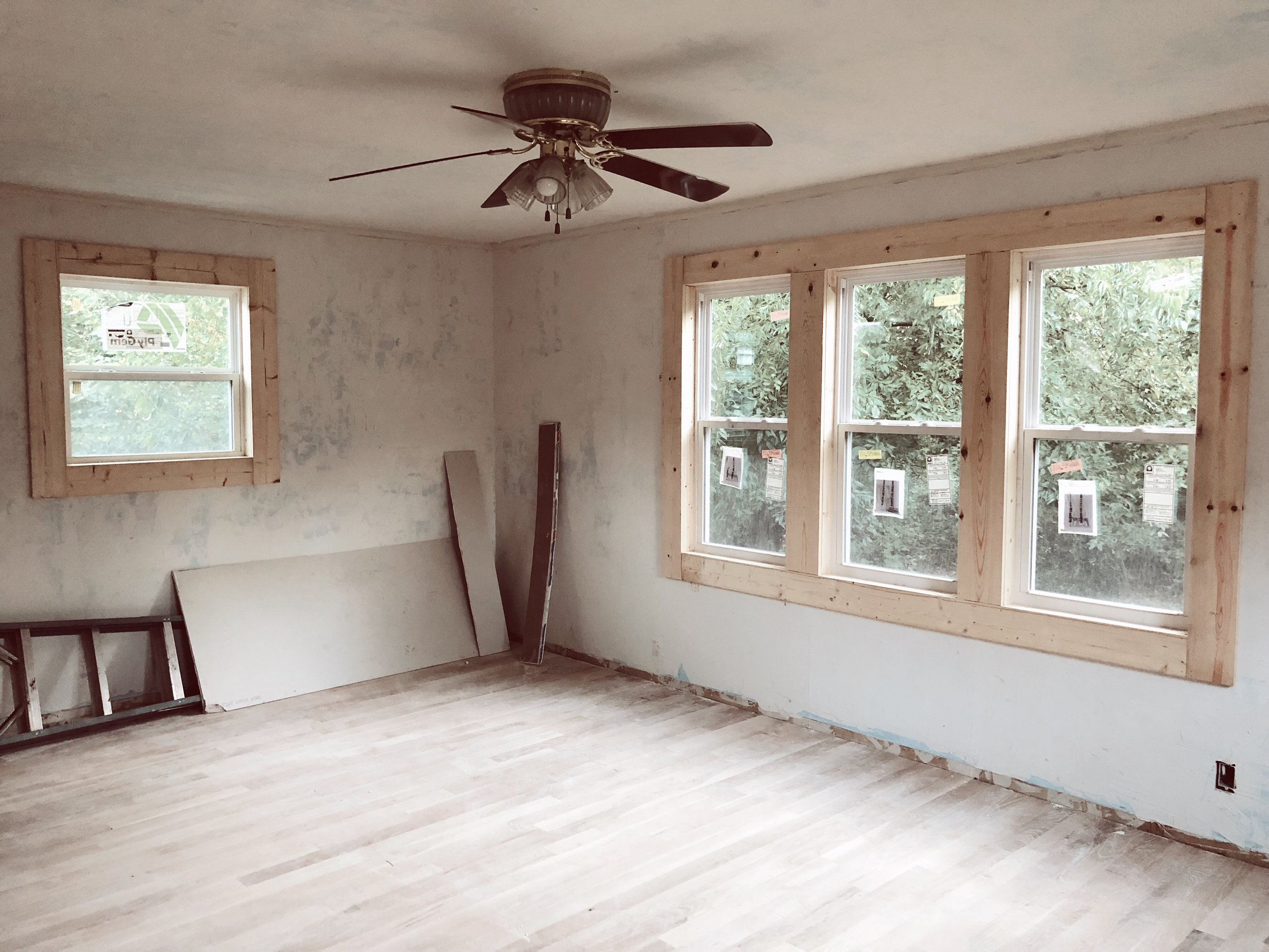 our corner cottage reno before and during tour.JPG