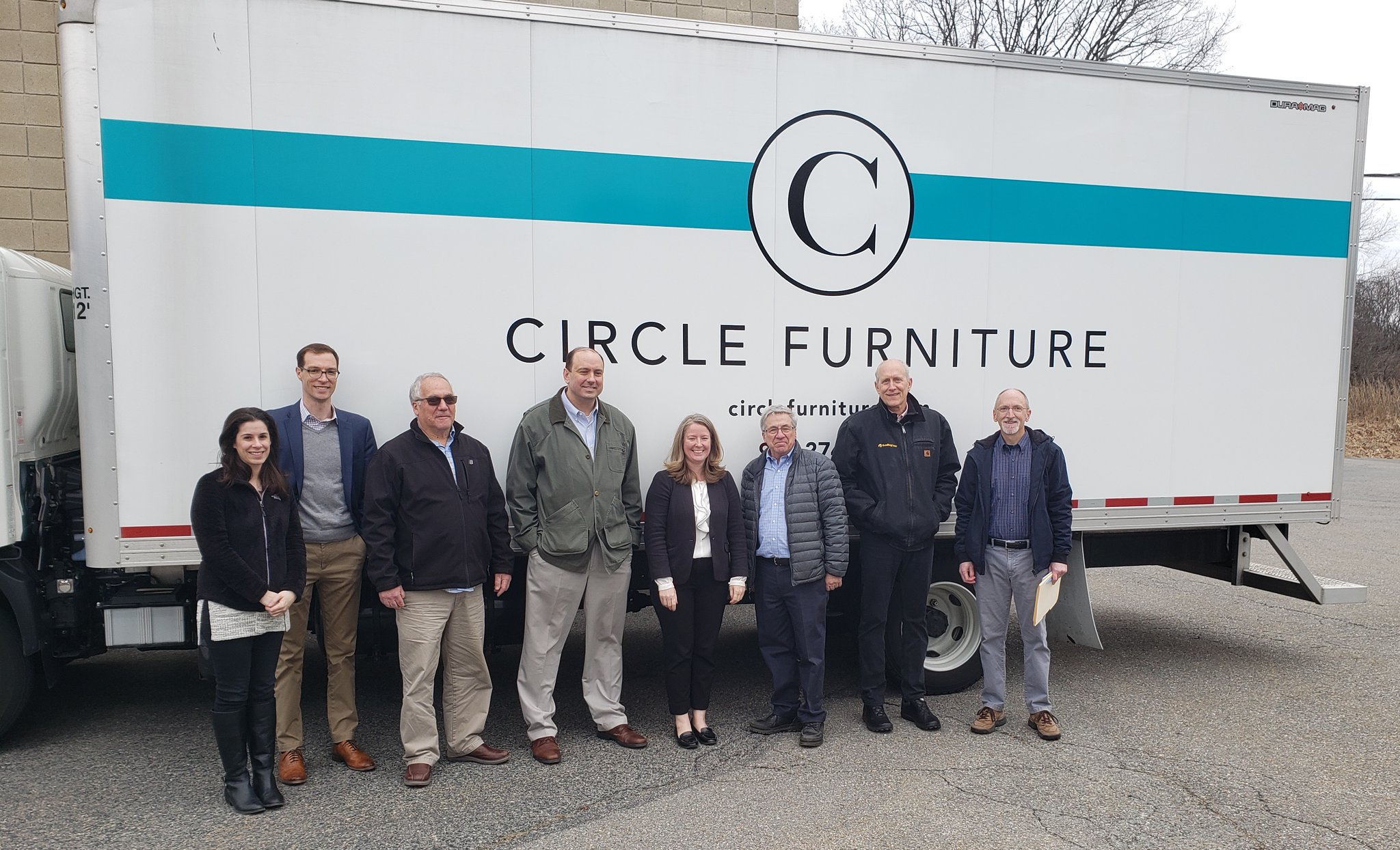 """Circle Furniture uses its rooftop solar capability to save money while building a cohesive message around its commitment to sustainability across every facet of the business,"" said Keith Hevenor."
