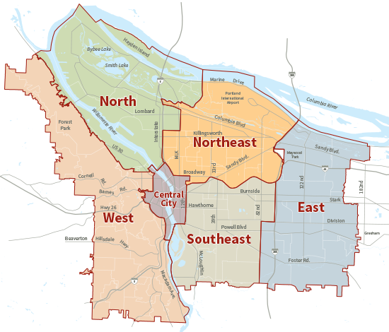 PPS School Boundaries