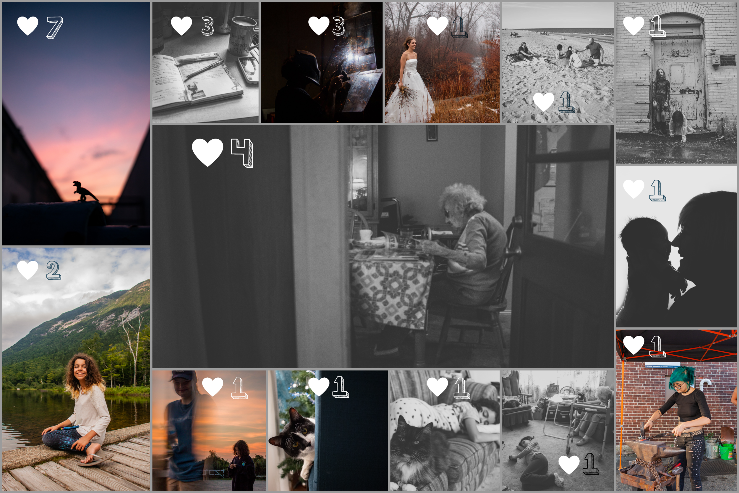 All my images that were favorited.