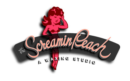 Screamin Peach logo.jpg