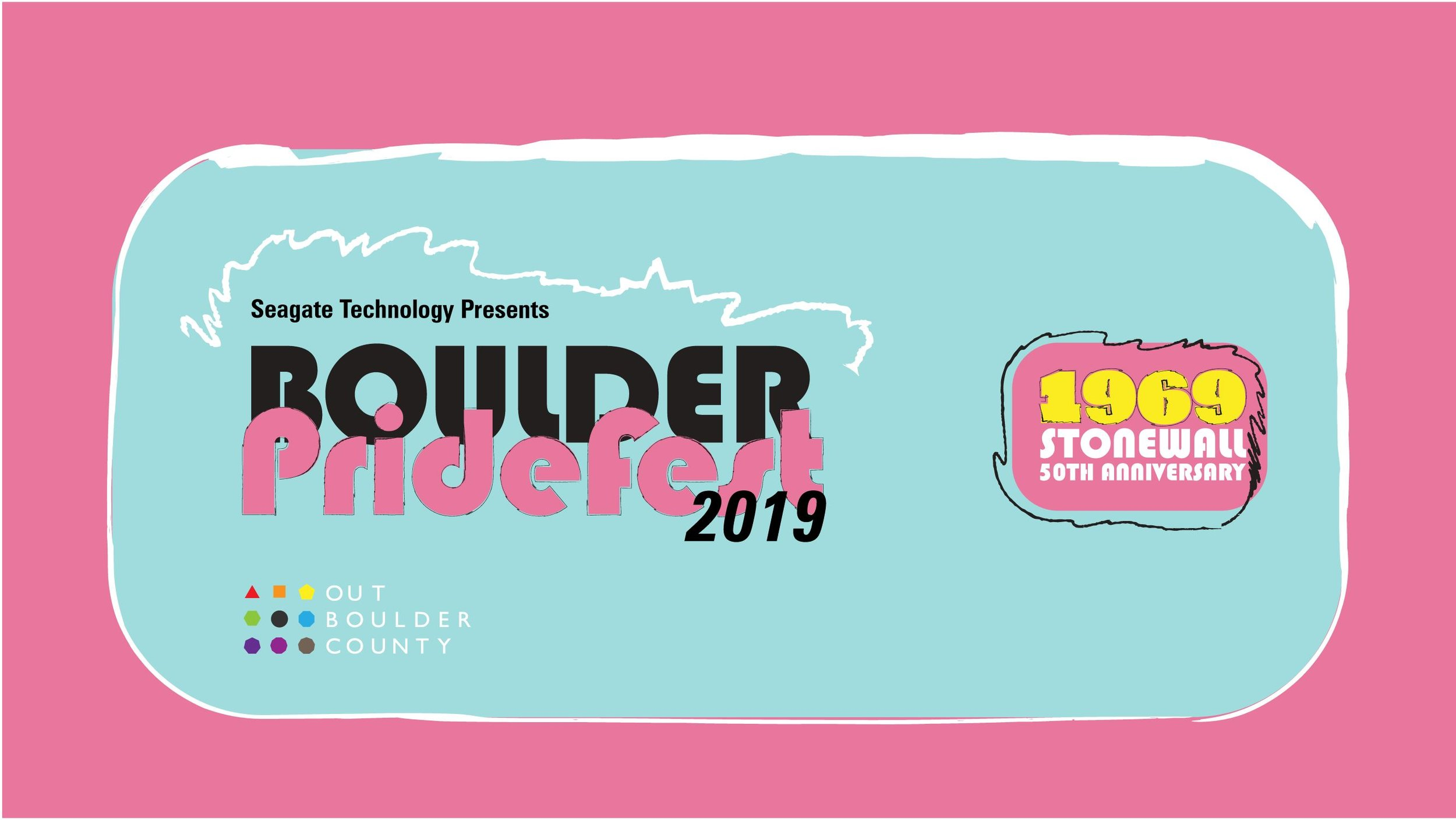 Boulder Pridefest 2019  Sunday, September 8th, 11:30 am-6:30 pm Central Park, Boulder  Click here to see this event on our website.   Click here to see this event on Facebook.
