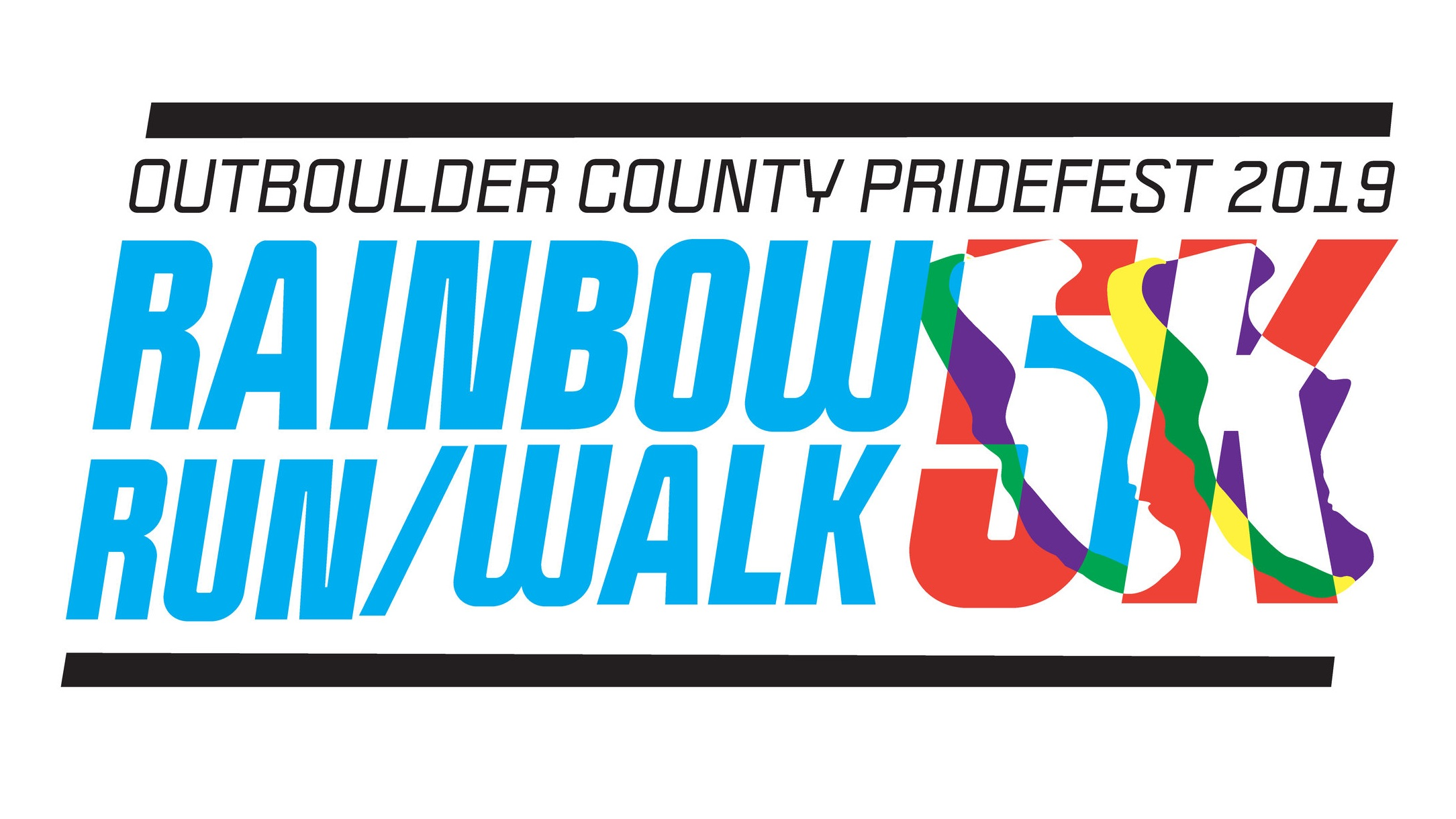 Rainbow Run/Walk 5K  Sunday, September 8th, 10:30-11:30 am Pearl & 11th, Boulder   Click here to register!     Register by  August 15th  and receive a free special edition Rainbow Run/Walk Boulder Pridefest t-shirt!  Click here to see this this event on our website.   Click here to see this event on Facebook.