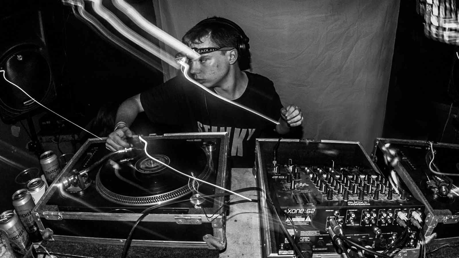 DJ Jack Majic -  Photo: Dirty South Photography