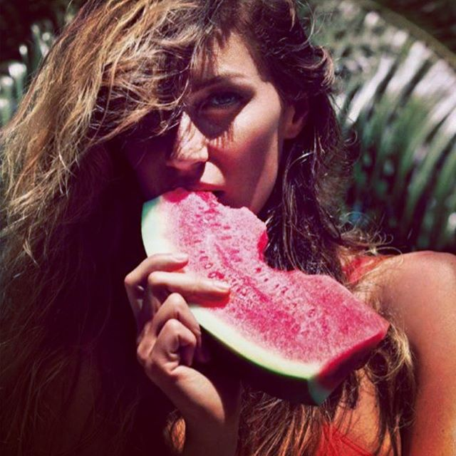 To my summer sidekick. You will be missed. 🍉
