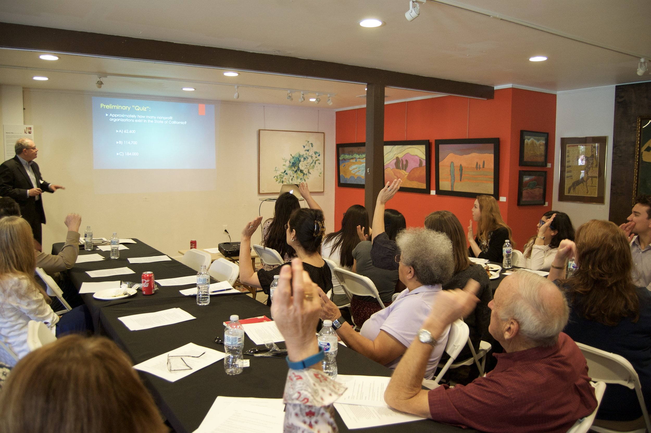 NONPROFIT LUNCH &LEARNS -