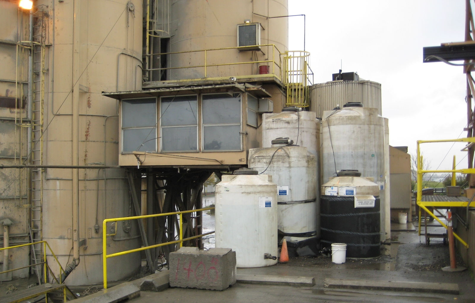 Concrete Batch Plant (Multiple Facilities)