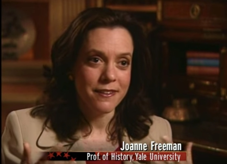 The History Channel - May 27, 2002Founding BrothersA survey of the personal lives and challenges that faced America's Founders at the onset of the nation's new constitutional government.Click to learn more →