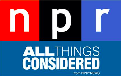 NPR's All Things Considered - A look at Congress's past partisanship in The Field of Blood.