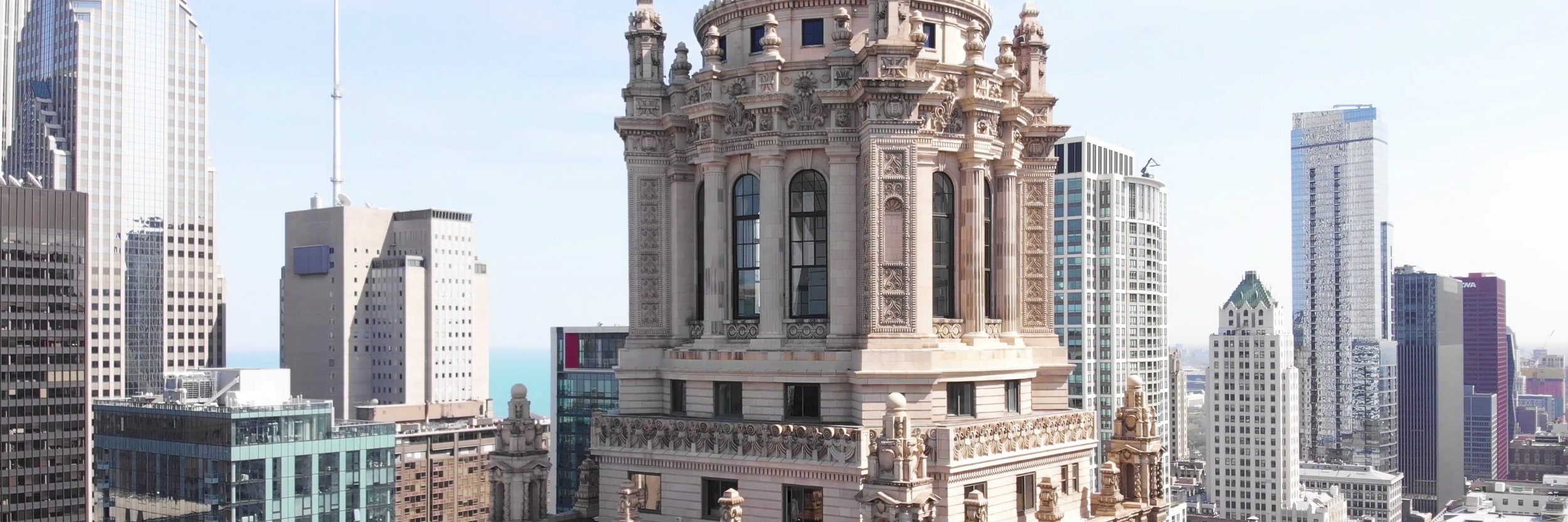 Chicago Landmarks  - Click Above to Watch
