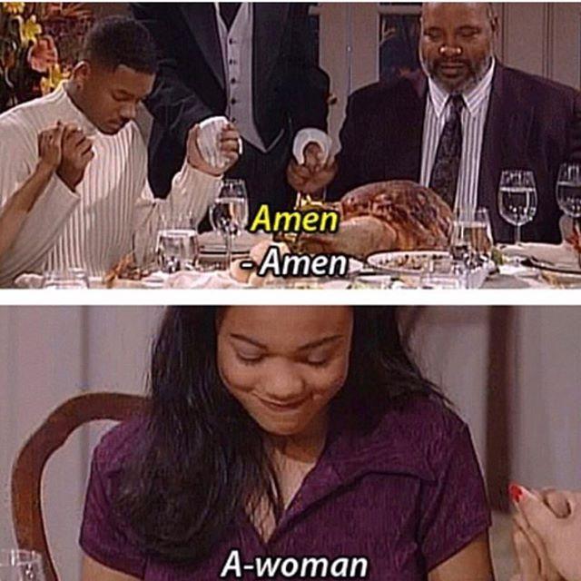 Grateful for women 🖤
