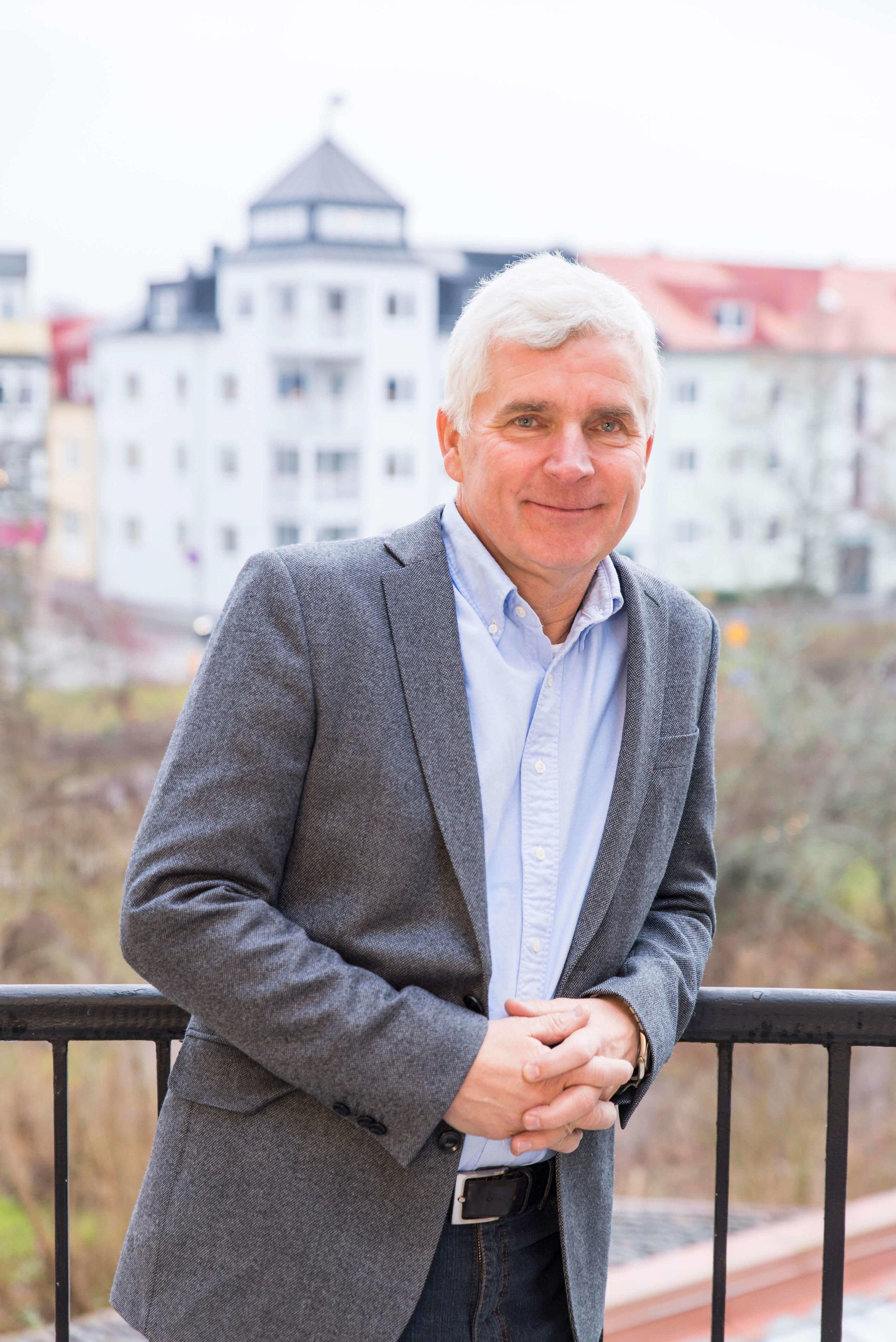 Jan Marklund, grundare, VD och processledare