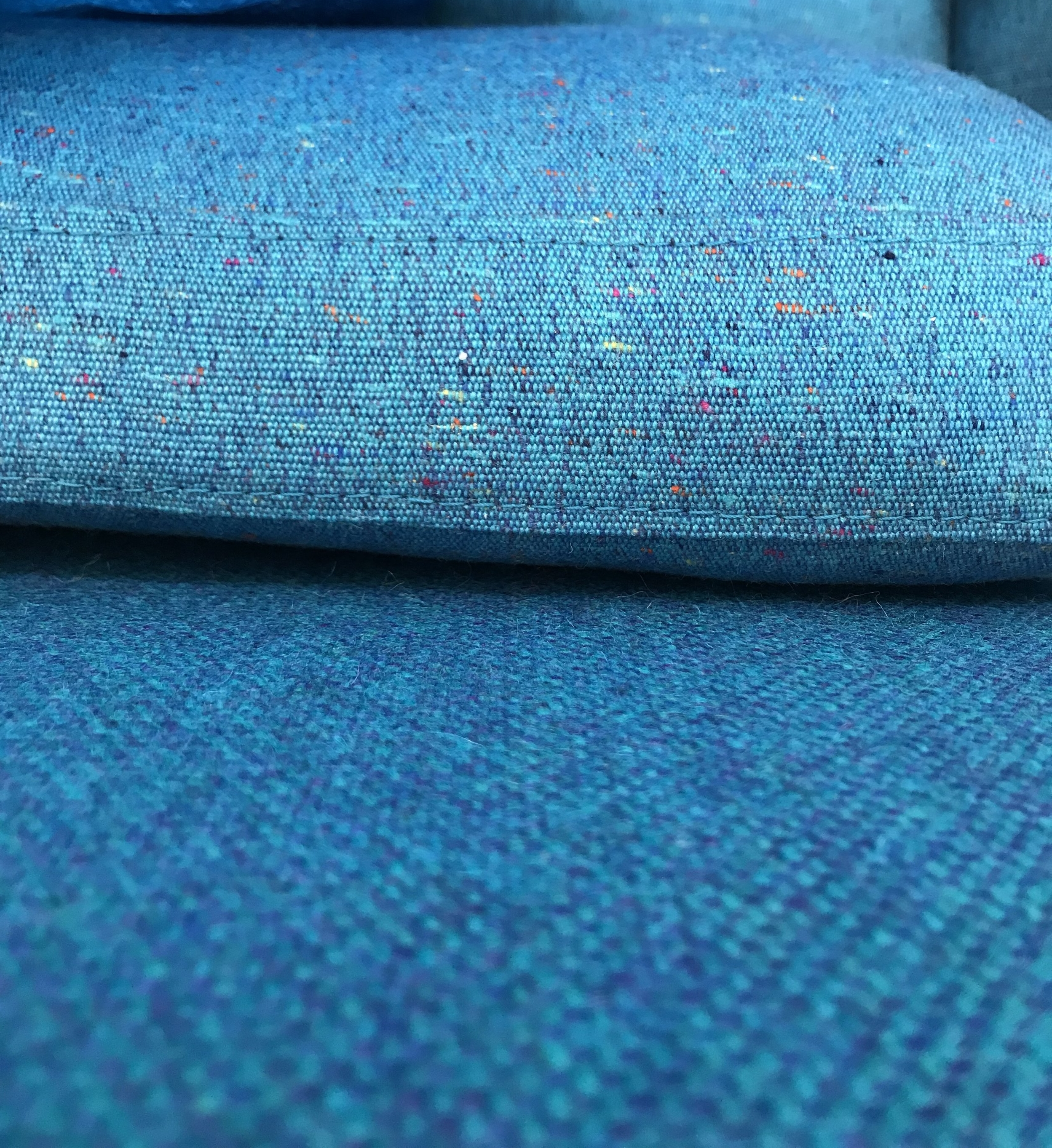 Bute Fabric - Follow our journey visiting one of Scotland's cutting edge design mills