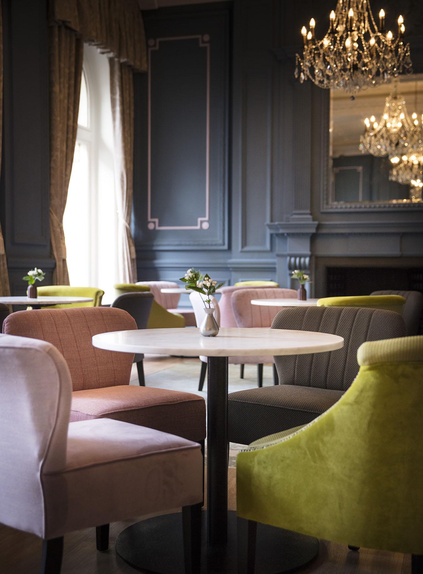 2 - The Tea Lounge, Grosvenor Hotel, London by MAS