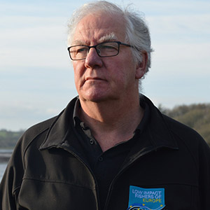 Jeremy Percy  - Executive Director for LIFE and Chair of Coastal Producers Organisation.Women in Fisheries Steering Group@TheJerryPercy