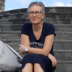Marja Beckendam - Chairperson for the European network for women in fisheries and aquaculture, AKTEA.Women in Fisheries Steering Group@MarjaBekendam