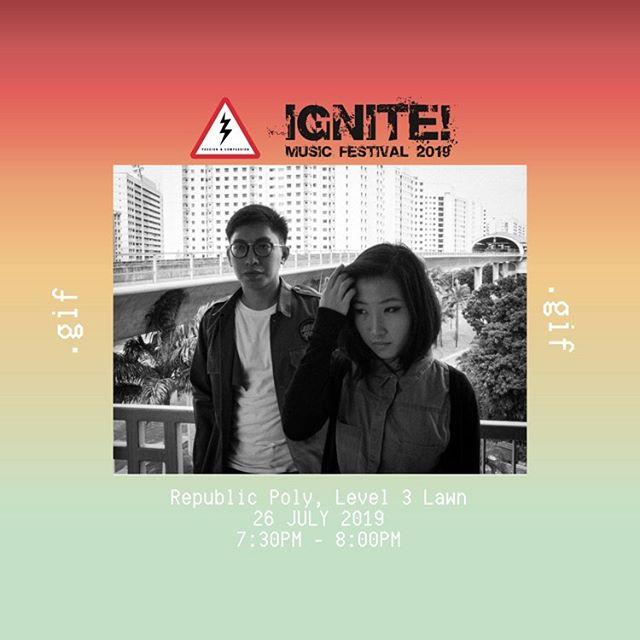 IGNITE!! TONIGHT!! 🔥🔥🔥 swipe to see a dope lineup 🌪⚡️🌊☄️ @ignitemusicfest